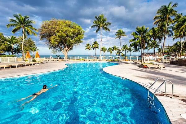 Langley Resort - zwembad