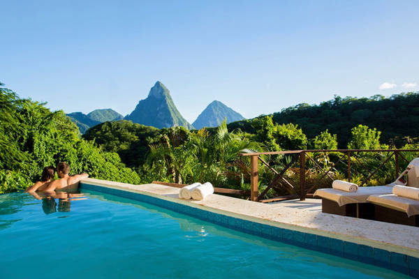 Anse Chastanet St. Lucia