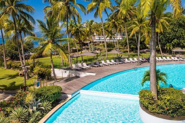 La Créole Beach Hotel
