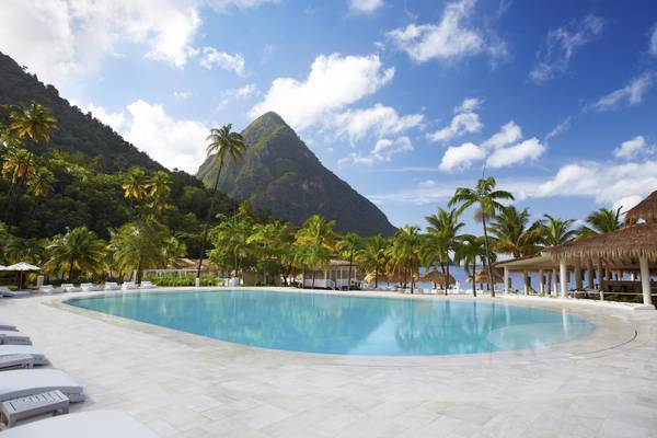 Sugar Beach St. Lucia