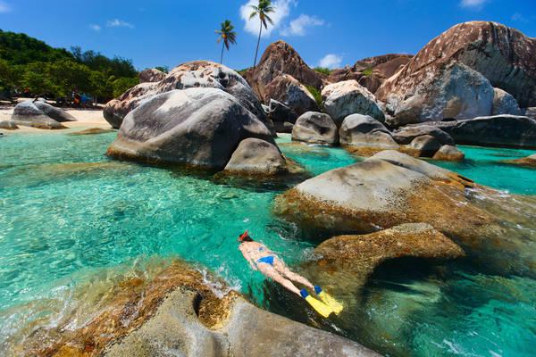 Hotspots van de Caribbean