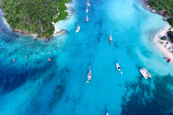 Zeiltocht: Grenada, Carriacou, Tobago Cays, Grenadines