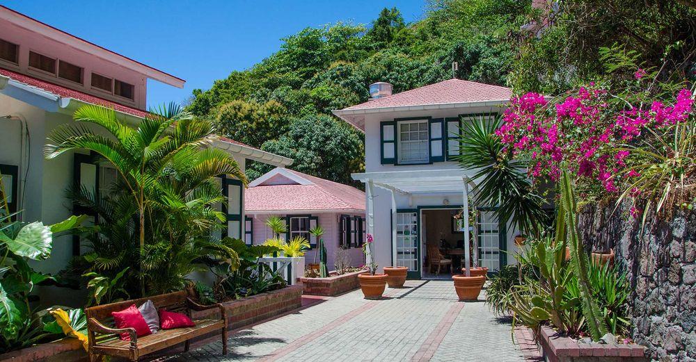 Queens Gardens Saba