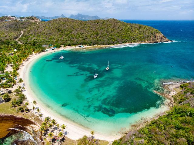 Zeilen Grenadines