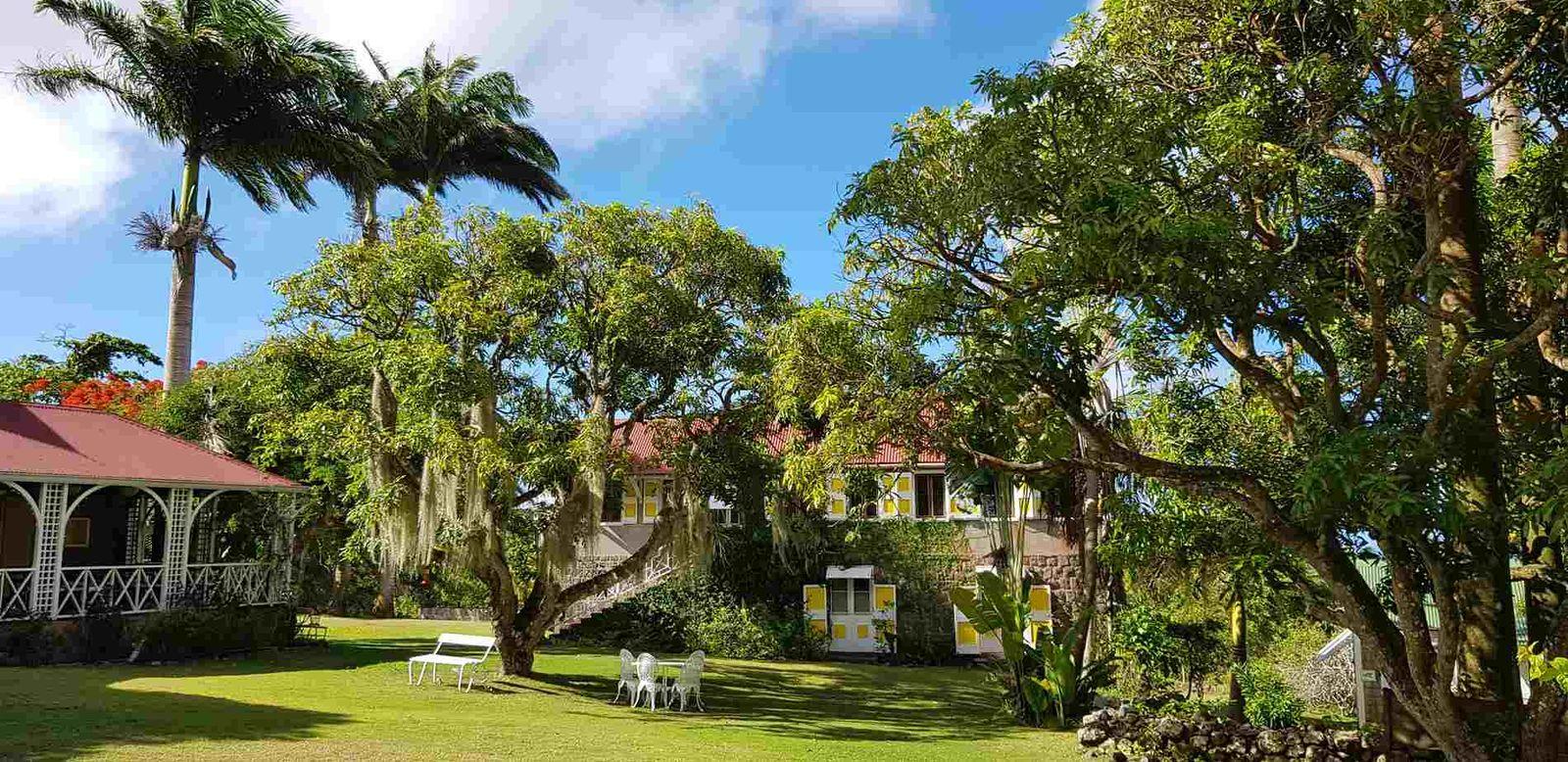 Hermitage Nevis
