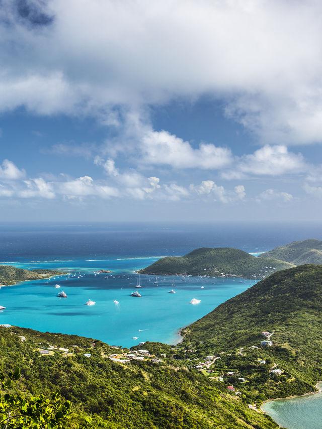 Zeiltocht: St. Maarten – Britse Maagdeneilanden
