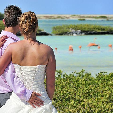 Bonaire huwelijksreis
