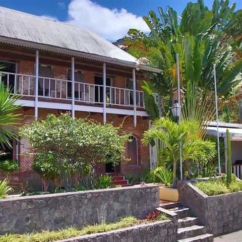 The Old Gin House St. Eustatius