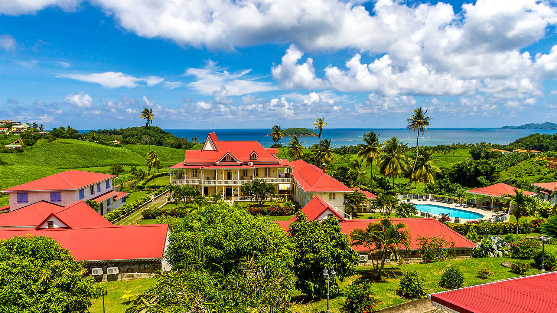 Domaine Saint Aubin Martinique