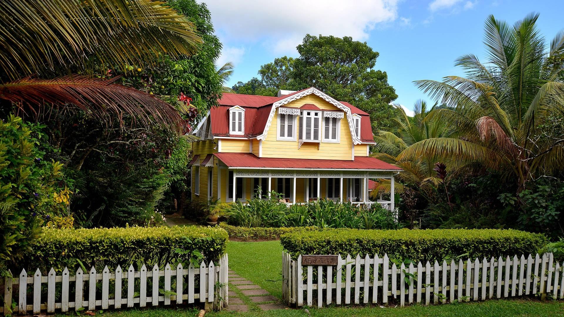 Fond Doux St. Lucia