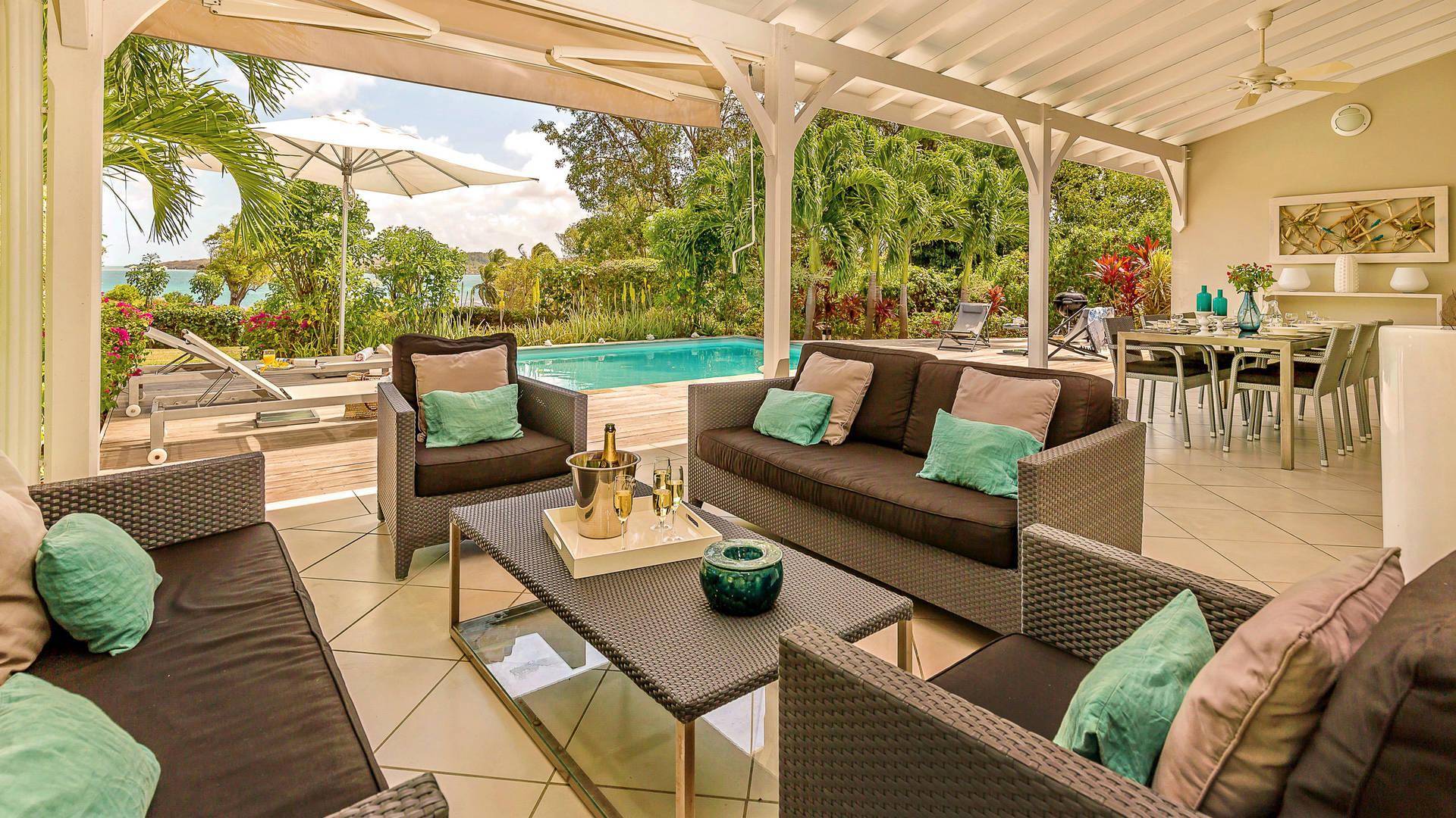 Palm Villas Martinique