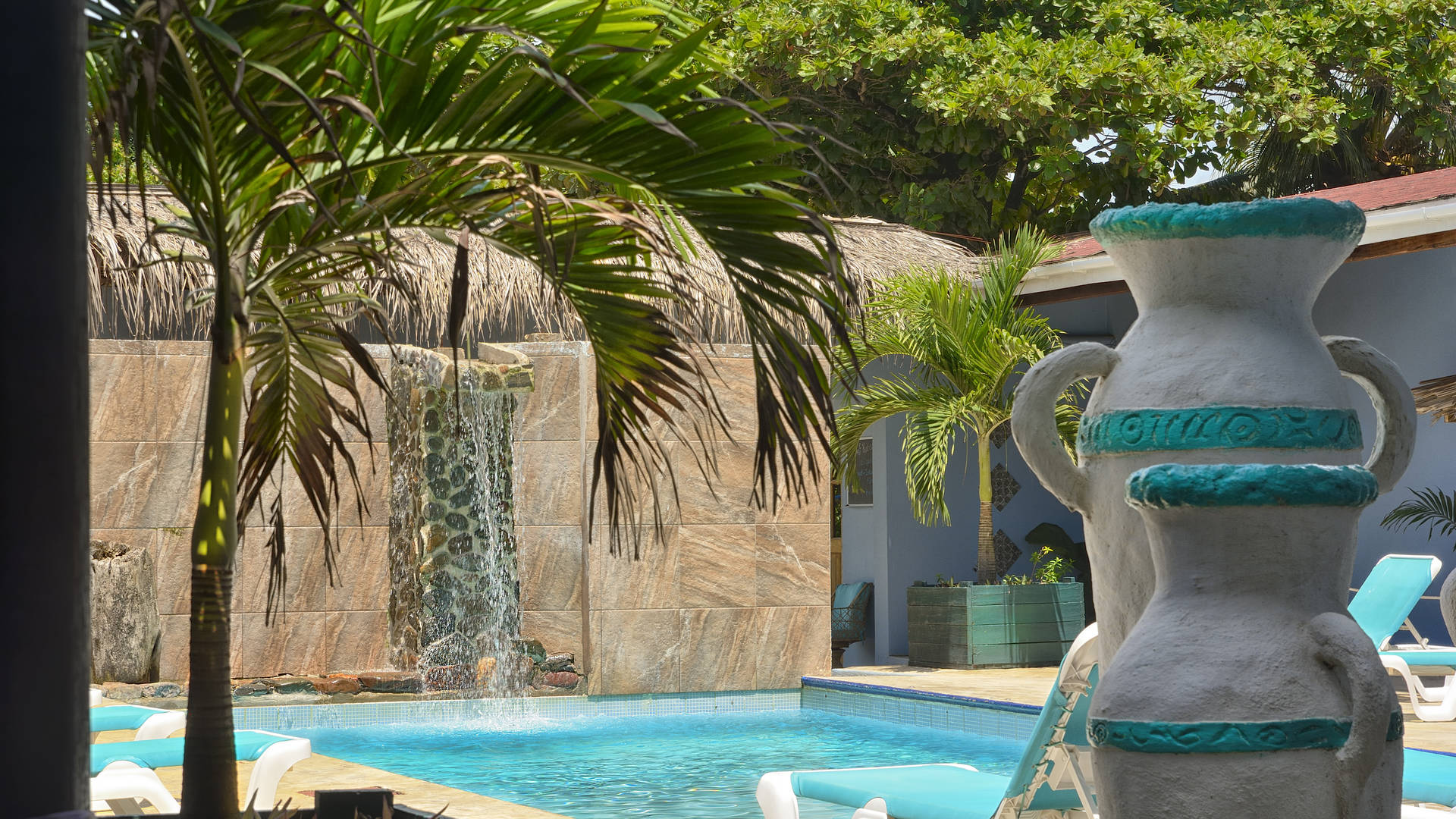 Parrot-Cove-zwembad