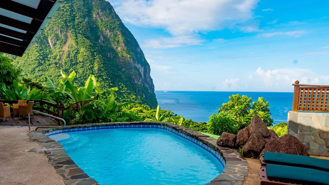 Stonefield Villa Resort St. Lucia