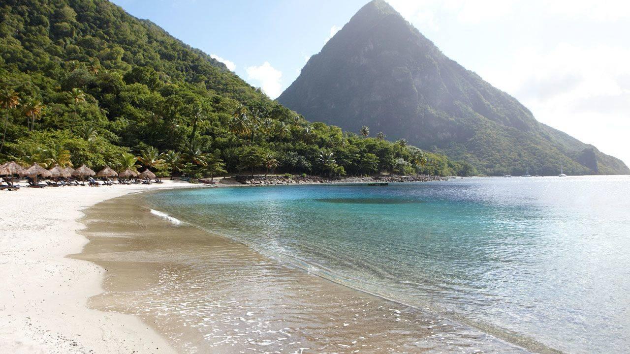 Sugar Beach St. Lucia