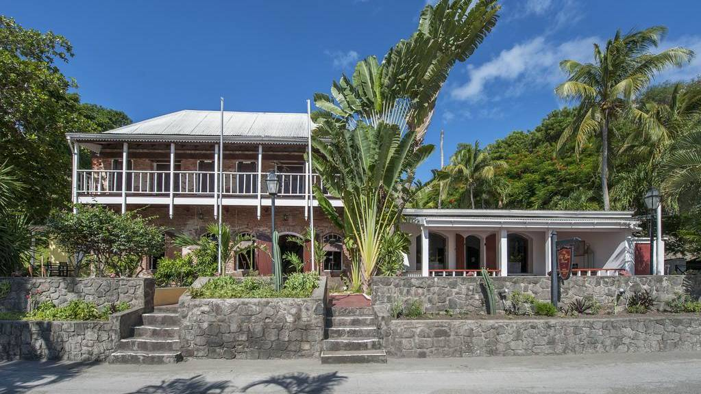 The Old Gin House St. Eustatius