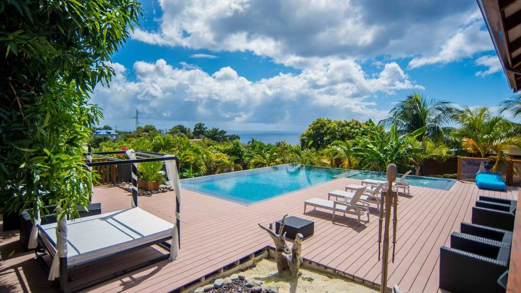 Residence Cousiniere Guadeloupe