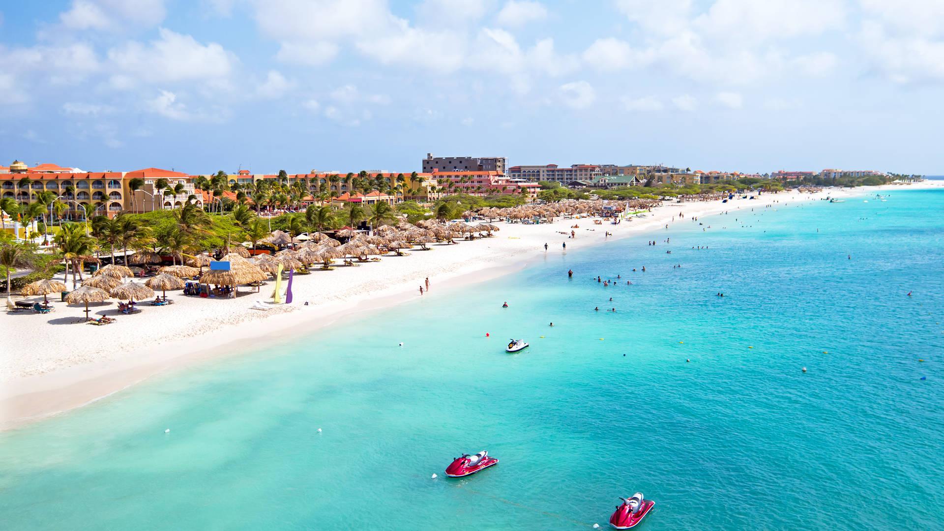 Aruba Strandvakantie