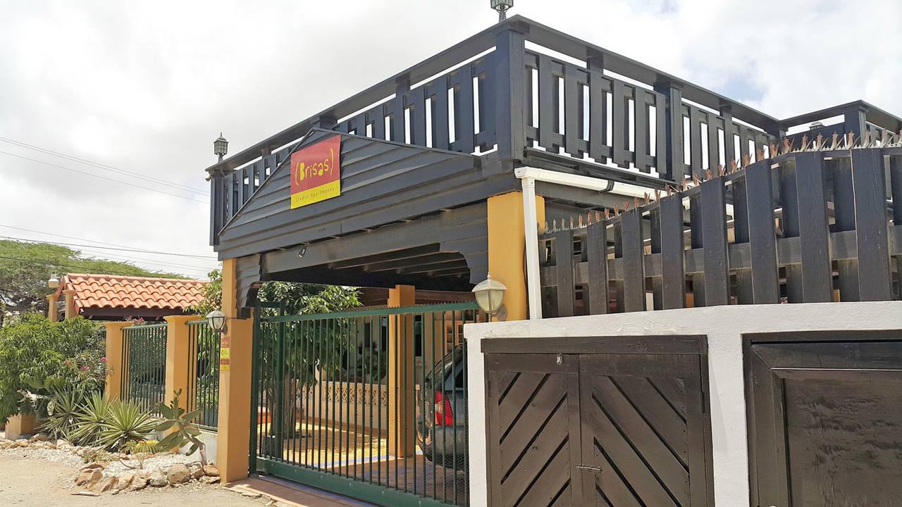 Brisas Studio Apartments Aruba
