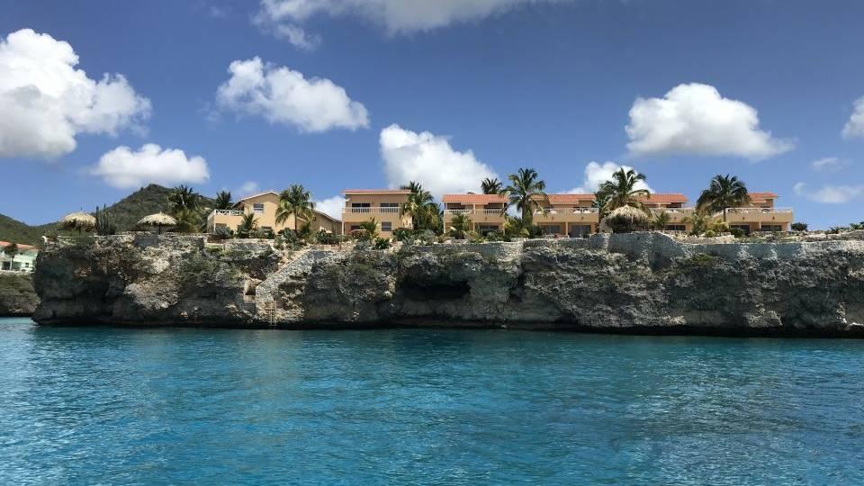 Lagun Blou Curaçao