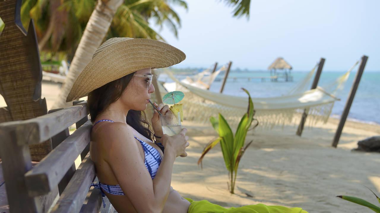 Parrot Cove Belize